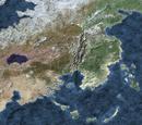 Fire Emblem Fates continent