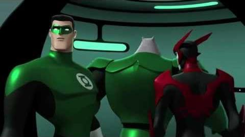 "Green Lantern Animated Series ""Into the Abyss‰"" (Clip 1)"