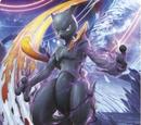 Mewtwo Oscuro - Pokkén Tournament