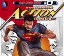 Action Comics Vol 2 0