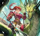 Fire Emblem 0 (Cipher) Dual Swords of Hope Artworks