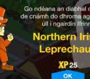 Northern Irish Leprechaun