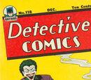 Detective Comics Vol 1 118