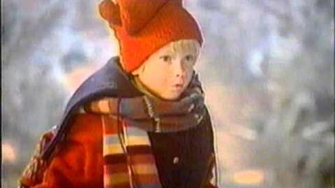 "1985 McDonald's ""Happy Holidays"" ice skating commercial."