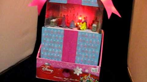 Disney Princesses Christmas Magic Music Box