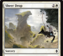 Sheer Drop