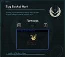 Egg Basket Hunt