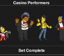 Casino Performers