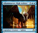 Alhammarret, High Arbiter