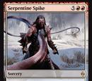 Serpentine Spike
