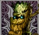 Bare Ginkgo Tree