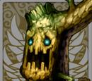 Bare Spruce Tree