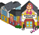 Teen Laqueefa Wrestling School