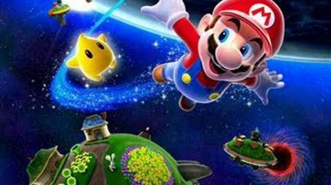 Super Mario Galaxy Music- Super Mario Galaxy Theme-0