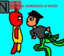 The Kool Komeback of Krazy