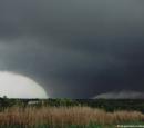 Hurricane Lola 2187 tornado outbreak