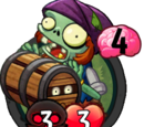 Barrel Roller Zombie (PvZH)