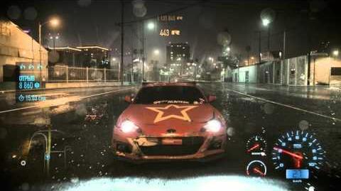 Need for Speed (2015) - 40. Неудержимый (Достижение Трофей Ачивмент Ачивка)