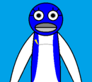 Light the Future Penguin