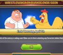 WrestleMania in Quahog Event