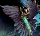 Zeruel, Archangel of War