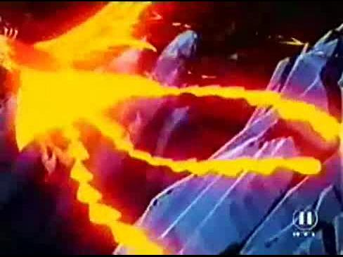 Moo vs Phoenix (Monster Rancher Folge 48)