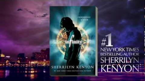INFINITY (Part 1, The Trailer) - The Chronicles of Nick by Sherrilyn Kenyon