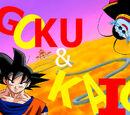 Goku y Kaio