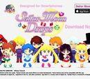 CuBaN VeRcEttI/Sailor Moon Drops ya está disponible para iOS y Android