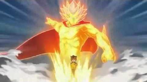 Inazuma eleven - God catch