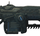 Mark 2 Lancer Assault Rifle