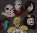 Underfell Home