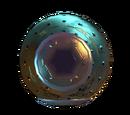Металлическая сфера
