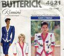 Butterick 4621 A