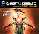 Mortal Kombat X: Blood Island (Collected)