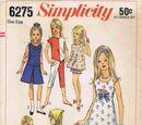 Simplicity 6275 B