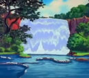 Gustos Wasserfallhöhle