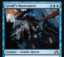 Geralf's Masterpiece