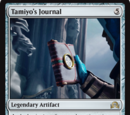 Tamiyo's Journal