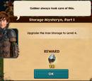 Storage Mysteryn, Part I