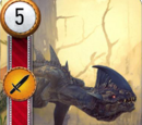 Forktail (gwent card)