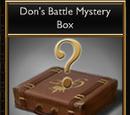 Don's Battle Mystery Box