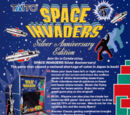Space Invaders 25th Silver Anniversary
