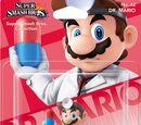 Dr. Mario - Super Smash Bros.