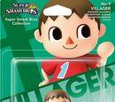 Aldeano - Super Smash Bros.