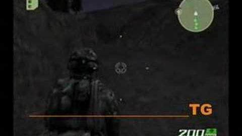 Ghost Recon 2 Walkthrough- Broken Wings
