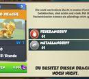 Golddrache