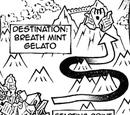 Breath Mint Gelato