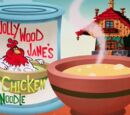 Jollywood Jane chicken noodle soup