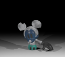 Melted Mickey